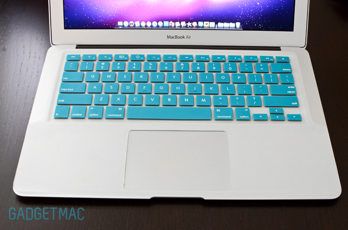 MacBook Air Turquoise Keyboard Cover.jpg