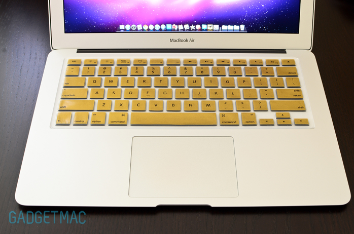 MacBook Air Gold Keyboard Cover.jpg