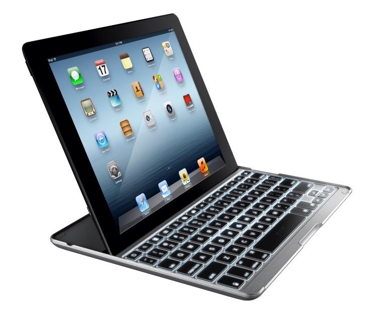 506a244cffb Type In The Dark With Zagg's Latest iPad Keyboard — Gadgetmac