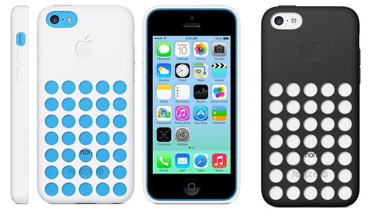 iphone 5c cover silicone