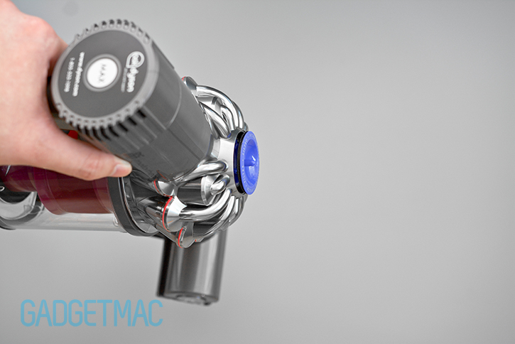 how to clean dyson dc59 head