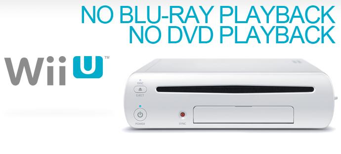 Wii U Dvd Players : Nintendo wii u won t play blu rays dvds — gadgetmac