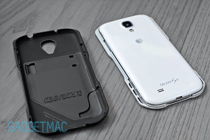 low priced 96ae2 45121 Element Case Eclipse S4 & Atom S4 Galaxy S4 Cases Review — Gadgetmac