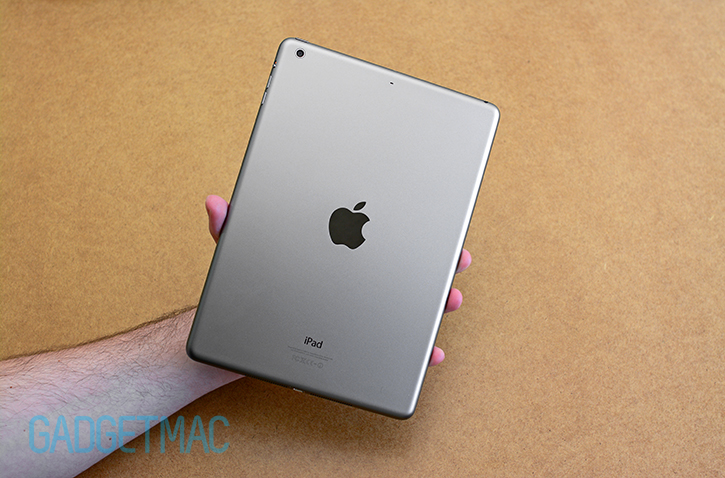 apple ipad air review gadgetmac. Black Bedroom Furniture Sets. Home Design Ideas