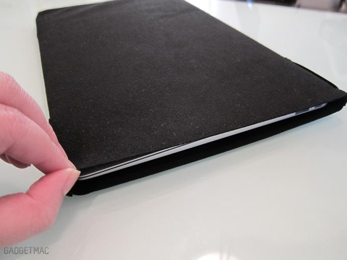 big sale d5e94 fa1b2 Waterfield Designs Suede Jacket Sleeve for Macbook Air — Gadgetmac