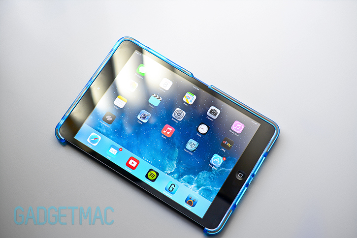 hot sale online fbf1e ca71d Tech21 Impact Mesh iPad mini Case Review — Gadgetmac