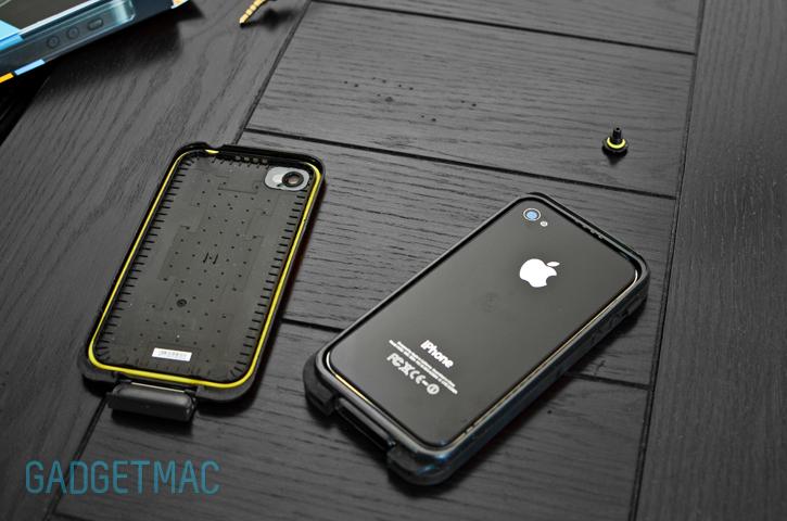 watch d76df 5ca9e LifeProof Waterproof Case for iPhone 4 Review — Gadgetmac