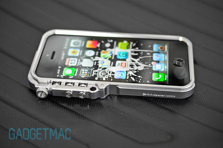 4th Design Trigger Aluminum Iphone 5 Bumper Case Review Gadgetmac
