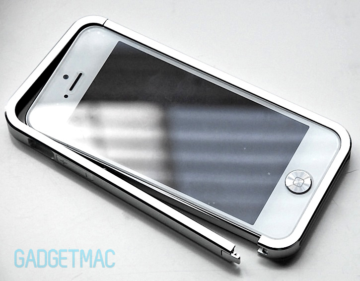 purchase cheap 075ae 07171 Just Mobile AluFrame Aluminum Bumper Case for iPhone 5 Review ...