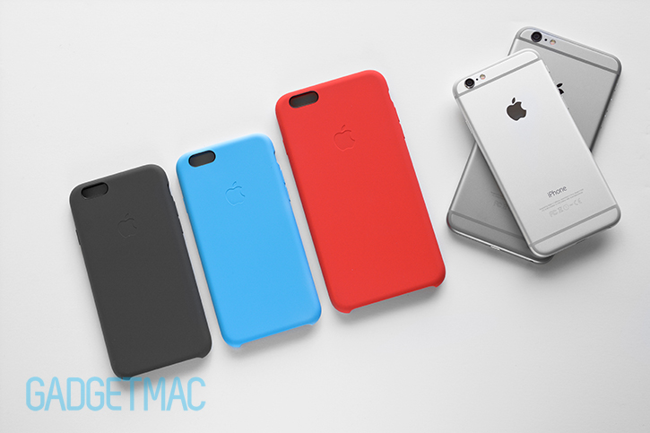 sports shoes ef246 91ae4 iphone 6 case: Apple iPhone 6 & 6 Plus Silicone Case Review