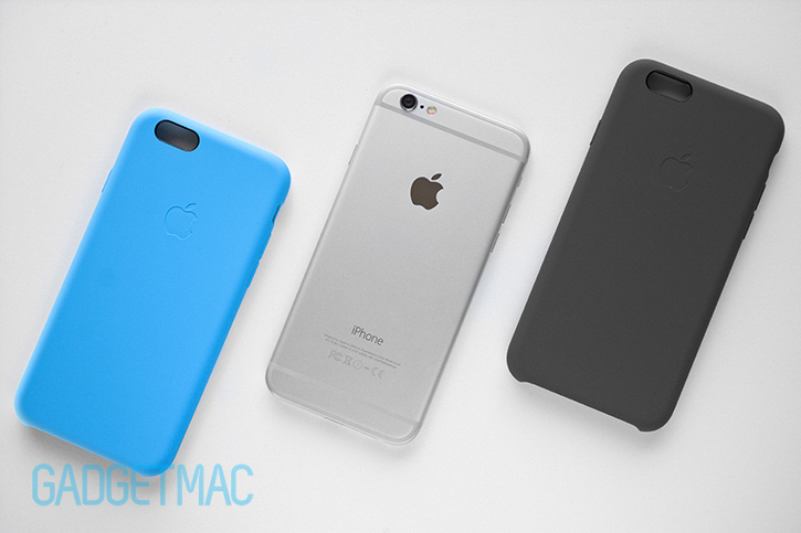 apple iphone 6 6 plus silicone case review gadgetmac. Black Bedroom Furniture Sets. Home Design Ideas