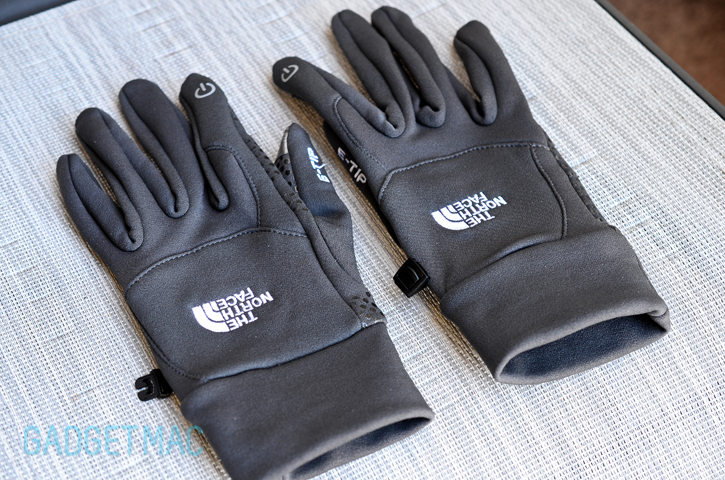 f7eacec0d The North Face Etip Gloves for Touchscreens Review — Gadgetmac