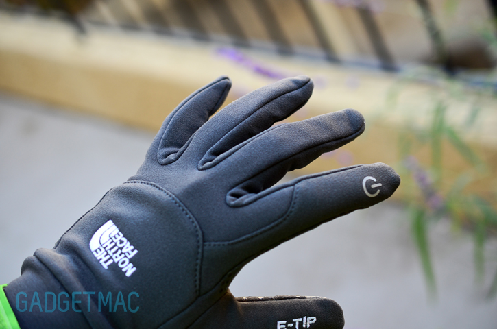 67040c81b The North Face Etip Gloves for Touchscreens Review — Gadgetmac