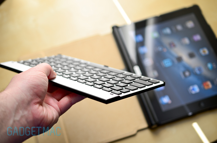 Adonit Writer 2 Plus Keyboard Folio Case for iPad 2 Review — Gadgetmac