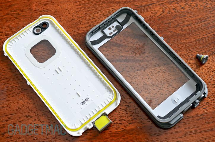 low priced 80890 b9128 LifeProof Fre Waterproof iPhone 5 Case Review — Gadgetmac