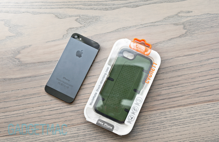 Cygnett Workmate iPhone 5 Case Review — Gadgetmac