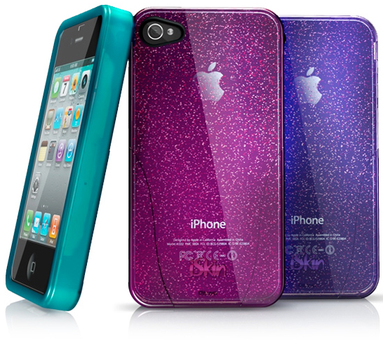 best service 9301a ee88b iSkin Releases Claro Glam iPhone 4/S Cases That Sparkle In Style ...