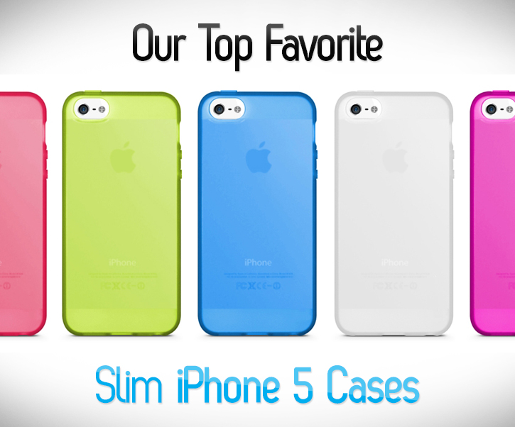 sports shoes 92a57 2a464 Our Top 15 Favorite Slim iPhone 5 Cases: The Ultimate Guide — Gadgetmac