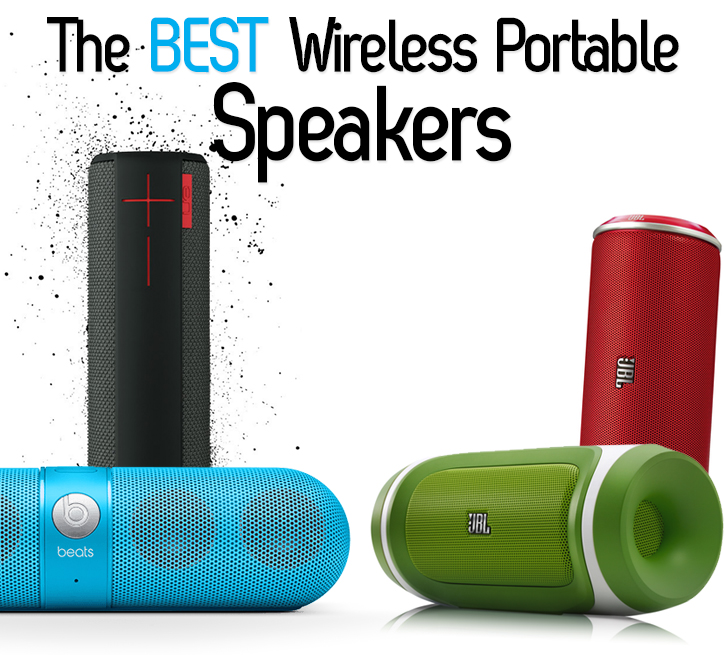 The Best Wireless Portable Speakers The Definitive Guide Gadgetmac