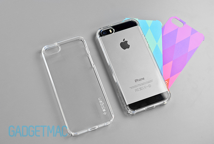 Clear Space Iphone Case