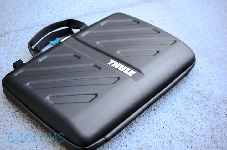 super popular c4f3a a5ca1 Thule Attache Hard Shell Case for MacBook Pro Review — Gadgetmac