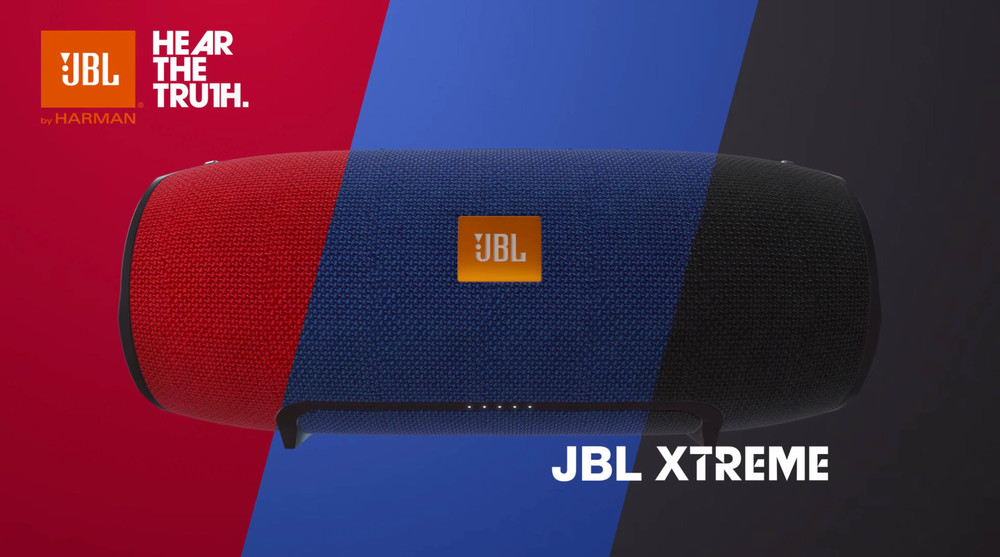 how to connect usb to jbl speaker xtreme
