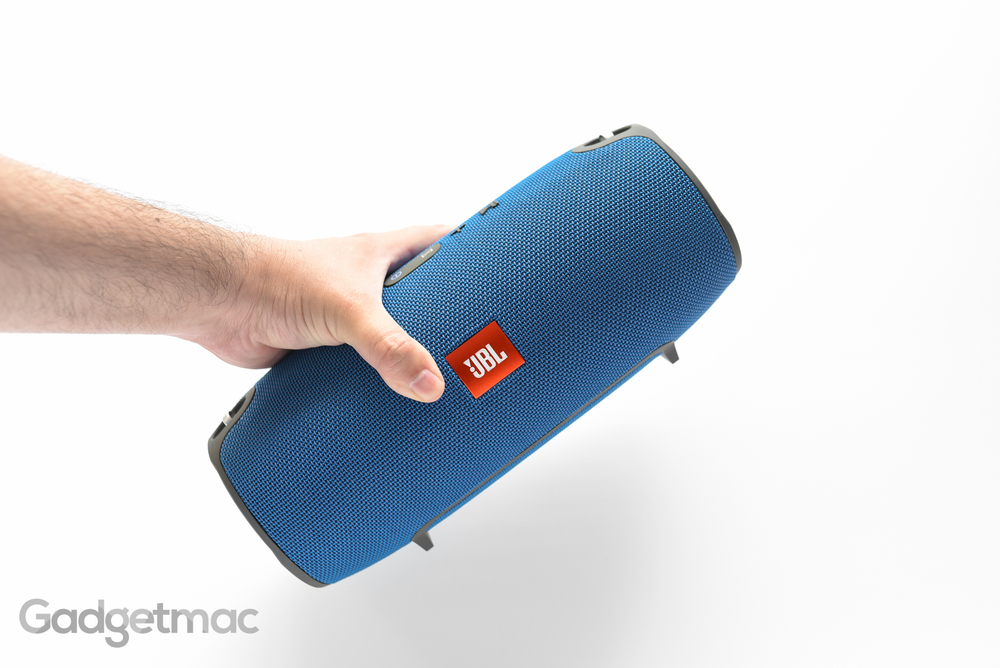 how to connect jbl xtreme to mac