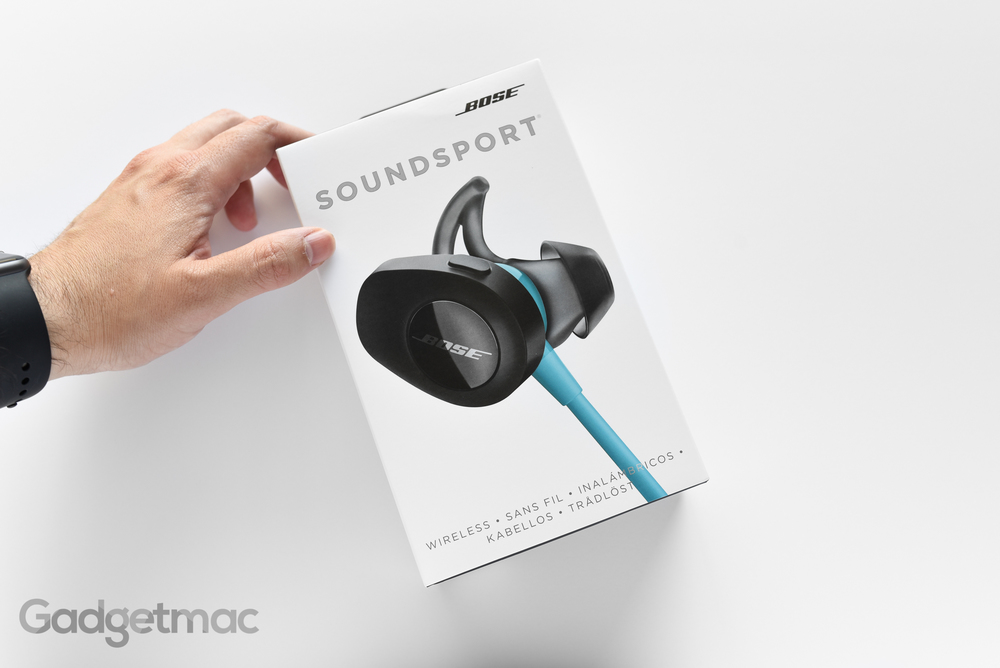 Bose SoundSport Wireless In-Ear Headphones Review — Gadgetmac