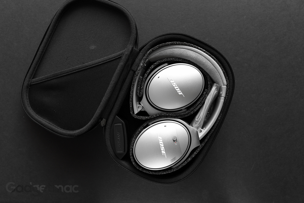 Bose QuietComfort 35 Noise-Cancelling Headphones Review ...