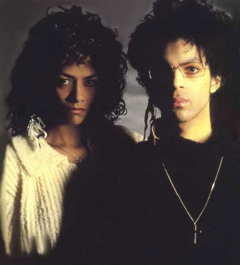 Prince and Sheila E.  A fruitful musical relationship!