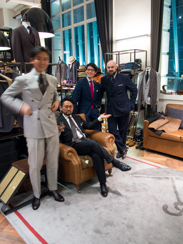 thearmoury :     Koji and the gang