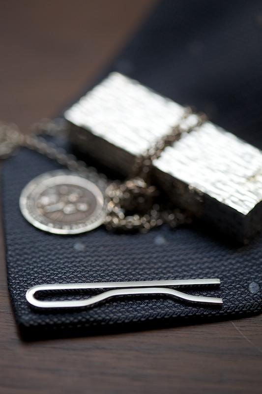 ethandesu :     Tie Slide and Pocket Debris   Codis Maya Tie Slide   In Store Now