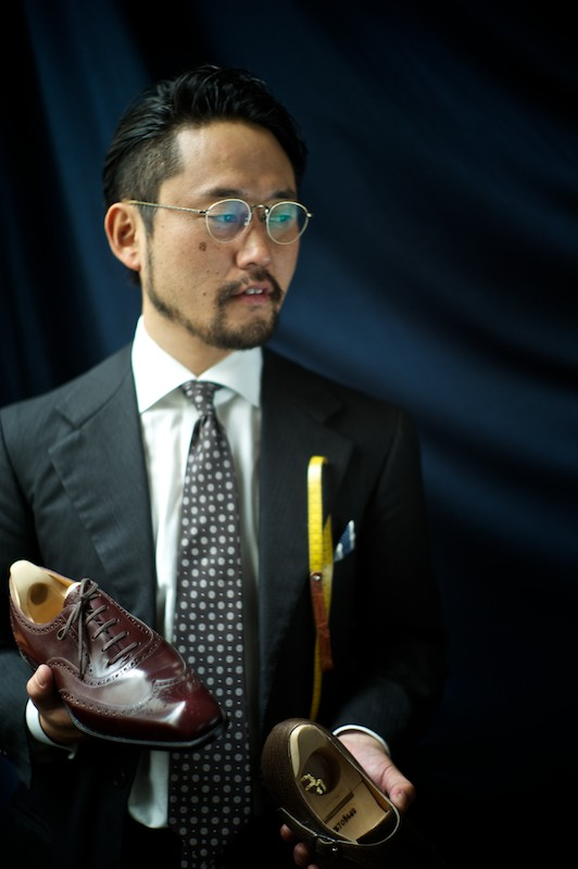 ethandesu :     Portrait of the Shoe Maker   Koji Suzuki
