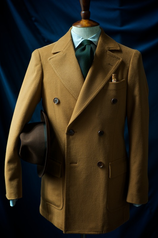 ethandesu :     Caramel   Ring Jacket Coats for Winter