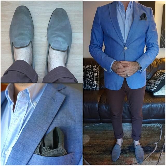Blue baby blue    #modepopuli #moda #menwithstyle #menswear #mensfashion #mensclothing #mensootd #fashionpost #fashion #uniqlousa #uniqlo #LA #losangeles #allsaints #scotchandsoda #aldoshoes #GQ #gqstyle #bluebabyblue