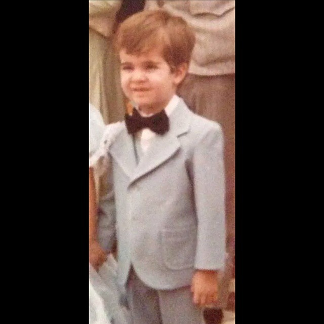 Gotta start young (the beginning)    #tbt #modepopuli #moda #menwithstyle #menswear #mensfashion #mensclothing #mensootd #fashionpost #fashion #throwbackthursday #gottastartyoung