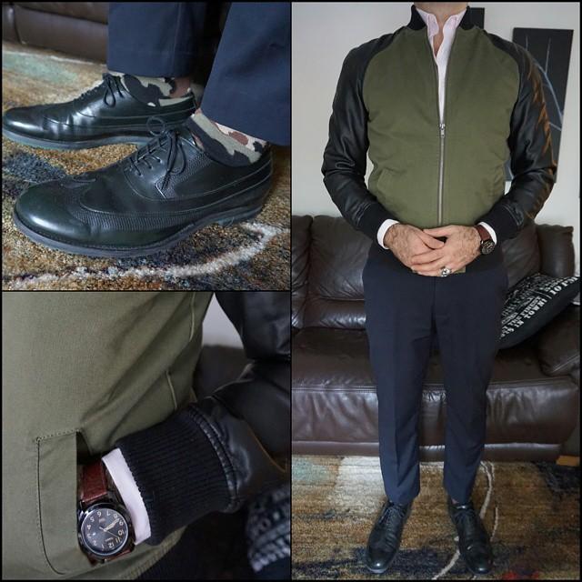 Military Tones    #modepopuli #moda #menwithstyle #menswear #mensfashion #mensclothing #mensootd #fashionpost #fashion #zara #zarausa #timex #G2000 #21men #style #militarytones