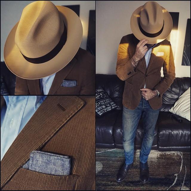 Heads Up    #modepopuli #moda #menwithstyle #menswear #mensfashion #mensclothing #mensootd #fashionpost #fashion #zara #zarausa #allsaints #GQ #gqstyle #gqego #uniqlo #uniqlousa #pocketsquare #clarkeandbarba #hat #madeinmexico #style #dapper #headsup