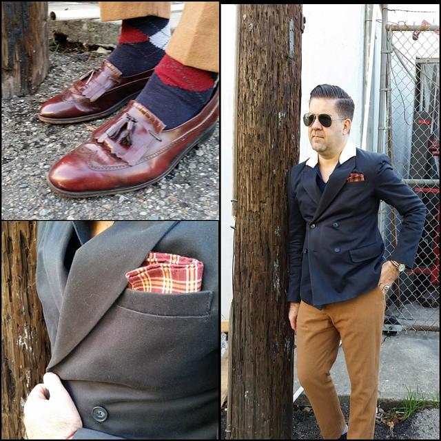 Hanging Out    #modepopuli #moda #menwithstyle #menswear #mensfashion #mensclothing #mensootd #fashionpost #fashion #hm #hmtrend #GQ #gqstyle #gqstylehunt #gqego #florsheimshoes #style #dapper #uniqlo #uniqlousa #uniqloxmb #michaelbastian #pocketsquare #clarkeandbarba #hangingout
