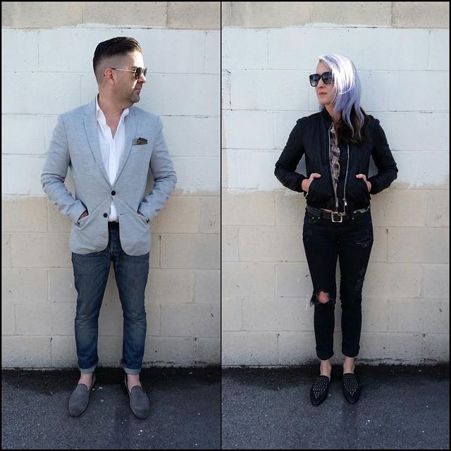 Face to Face    #modepopuli #moda #menwithstyle #menswear #mensfashion #mensclothing #mensootd #fashionpost #fashion #womenwithstyle #womenswear #womensfashion #womensclothing #womensootd #couplefashion #GQ #gqstyle #gqego #gqstylehunt #ootd #style #dapper #clarkeandbarba #pocketsquare #aldoshoes #allsaints #hm #hmtrend #zara #zarausa #facetoface