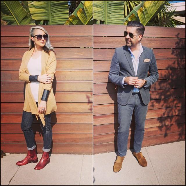 Corner Meeting    #modepopuli #moda #menwithstyle #menswear #mensfashion #mensclothing #mensootd #womenwithstyle #womenswear #womensfashion #womensclothing #womensootd #couplefashion #GQ #gqstyle #gqego #gqstylehunt #style #dapper #clarkeandbarba #allsaints #uniqlo #hm #zara #cornermeeting