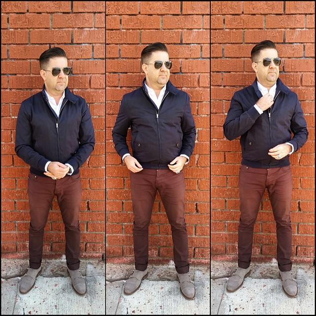Triple Tuesday    #modepopuli #moda #menwithstyle #menswear #mensfashion #mensclothing #mensootd #fashionpost #fashion #hm #hmtrend  #allsaints #bananarepublic #uniqlo #uniqlousa #whereUNIQLO #GQ #gqstyle #gqego #gqstylehunt #ootd #style #dapper #harringtonjacket #tripletuesday