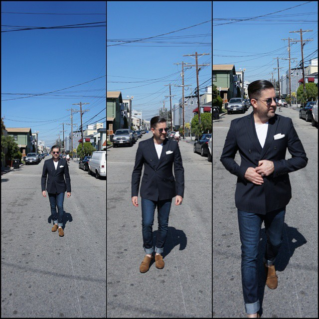 Street Style    #modepopuli #moda #menwithstyle #menswear #mensfashion #mensclothing #mensootd #fashionpost #fashion #hm #hmtrend #pocketsquare #clarkeandbarba #style #dapper #GQ #gqstylehunt #gqstyle #gqego #zara #zarausa #venicebeach #LA #streetstyle