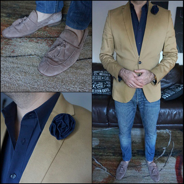 Friday Form    #modepopuli #moda #menwithstyle #menswear #mensfashion #mensclothing #mensootd #fashionpost #fashion #hm #hmtrend  #zara #zarausa #allsaints #GQ #gqstyle #gqego #gqstylehunt #ootd #style #dapper #lapelpin #fridayform