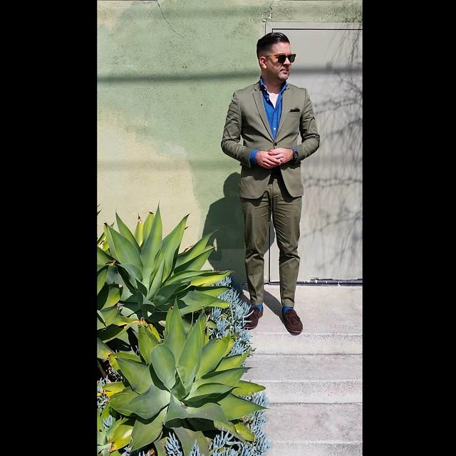 Happy St. Patrick's Day!    #modepopuli #moda #menwithstyle #menswear #mensfashion #mensclothing #mensootd #fashionpost #fashion #hm #hmtrend #pocketsquare #clarkeandbarba #style #dapper #GQ #gqstylehunt #gqstyle #gqego #wtwt #ootd #21men #aldoshoes #stpatricksday