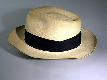 putthison :      This Day In History …    This Saturday, September 15 th , marks the end of what used to be known in the United States as straw hat season. You see, in the early 20 th  century, it was considered socially unacceptable to wear straw hats past this date. If you ignored the rule, you'd be ridiculed at minimum. At most, you'd have your hat knocked off and stomped on by youths. This was actually a well established enough tradition that newspapers would publish warnings of the impending arrival of the fifteenth, so that people would remember to switch to felt for fall.   On September 13 th  of 1922, however, two days before the official deadline, eager youths in New York City decided to get a jump on the tradition. They started on Mulberry Street in Manhattan, knocking straw hats off factory workers' heads before moving onto dock workers. Unfortunately for them, the dock workers fought back, and a brawl large enough to stop traffic soon erupted. The police eventually came, broke up the fights, and made some arrests.   The next evening, more youths went into the streets, but this time armed with large sticks, some with nails driven through the tips. They'd then form gauntlets and compel men wearing straw hats to run through them. Other hoodlums would hide in doorways or behind cars, then dash out, ten or twelve strong, and attack one or two men before fleeing. Along one street in the lower west side of Manhattan, attackers lined up along the car tracks and yanked straw hats off the heads of passengers as the cars passed. Even a few off-duty policemen wearing straw hats found themselves attacked.   Broken hats were strewn all over the streets where such incidents happened, and any hat store kept open late that night was crowded with people needing something new to wear. Most of them opted for something made from felt.   By the end of it, a number of arrests were made, some people were treated for serious injuries, and many, many straw hats were broken. The tradition of hat smashing continued for some years after that, but 1922 is considered to be the worst year of it (though, one man was killed in 1924 when he resisted having his hat smashed). At some point, the tradition of switching from straw to felt died off, and with it, so did the tradition of hat smashing. Today men can safely wear straw hats past the 15 th , but they'll just look seasonally out of place.   If you wear hats, switch to felt starting this Saturday.     (Photo taken from  Wikimedia Commons )