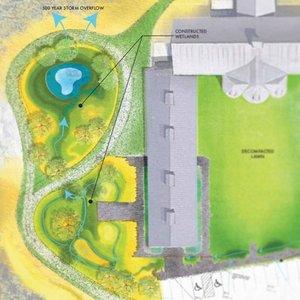 Green Infrastructure Planning And Design At Vassar College Onenature