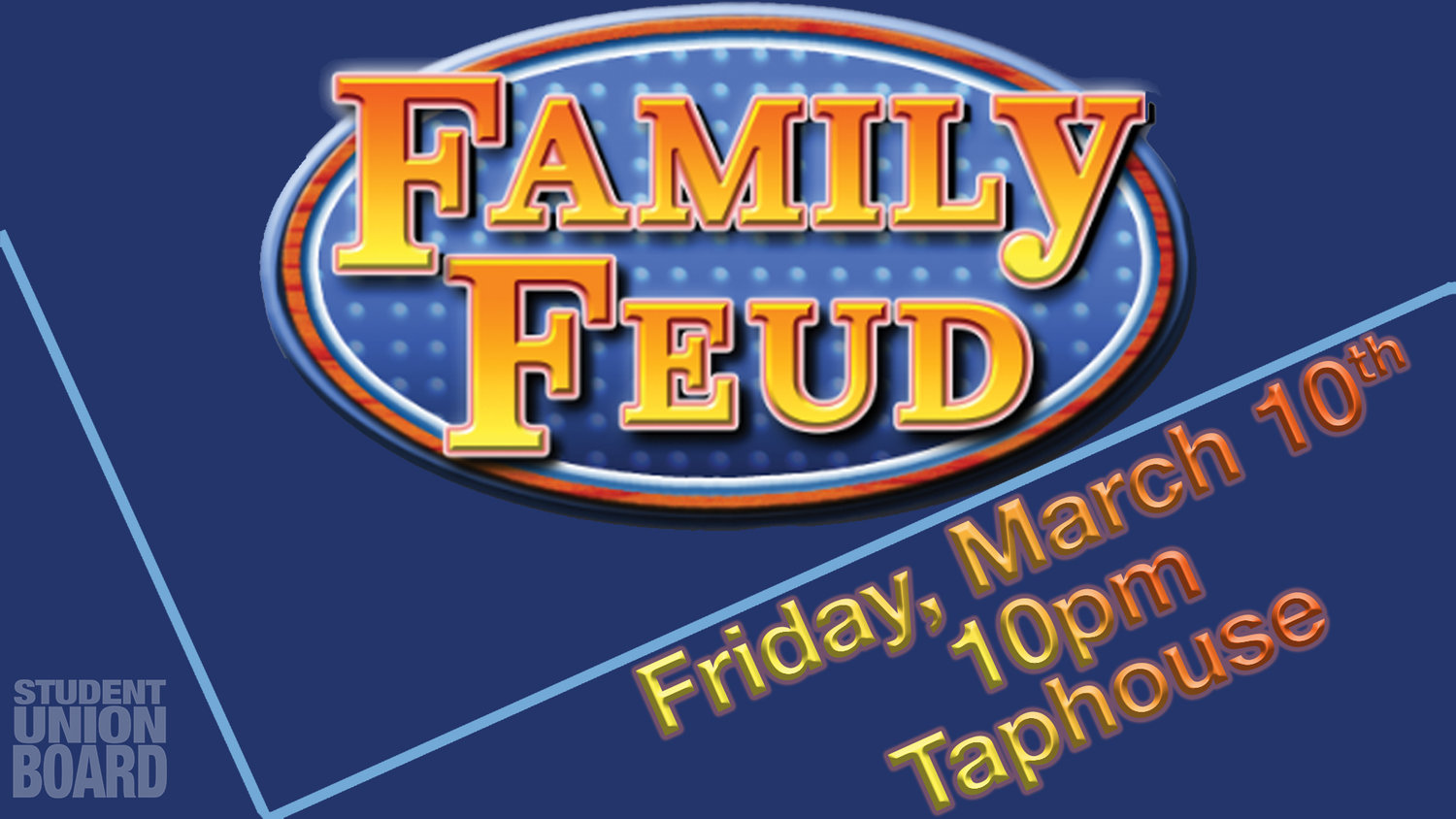Family Feud — Student Union Board