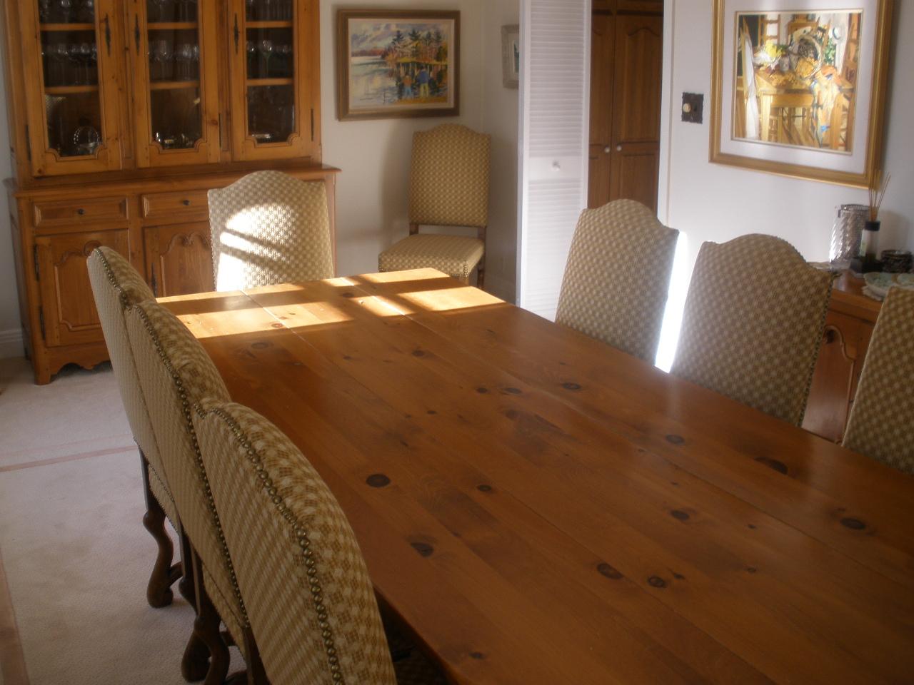 Rembourrage Larrivee Chaise Cuisine Decoration 3JPG