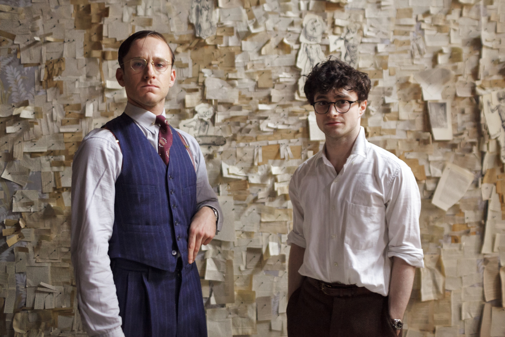 Ben Foster & Daniel Radcliff